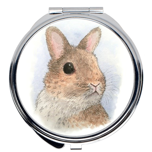 Rabbit 62 Compact Mirror