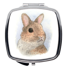 Load image into Gallery viewer, Rabbit 62 Compact Mirror