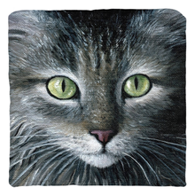 Load image into Gallery viewer, Cat 478 Throw Pillow