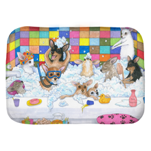 Load image into Gallery viewer, Dog 121 Bath Mats