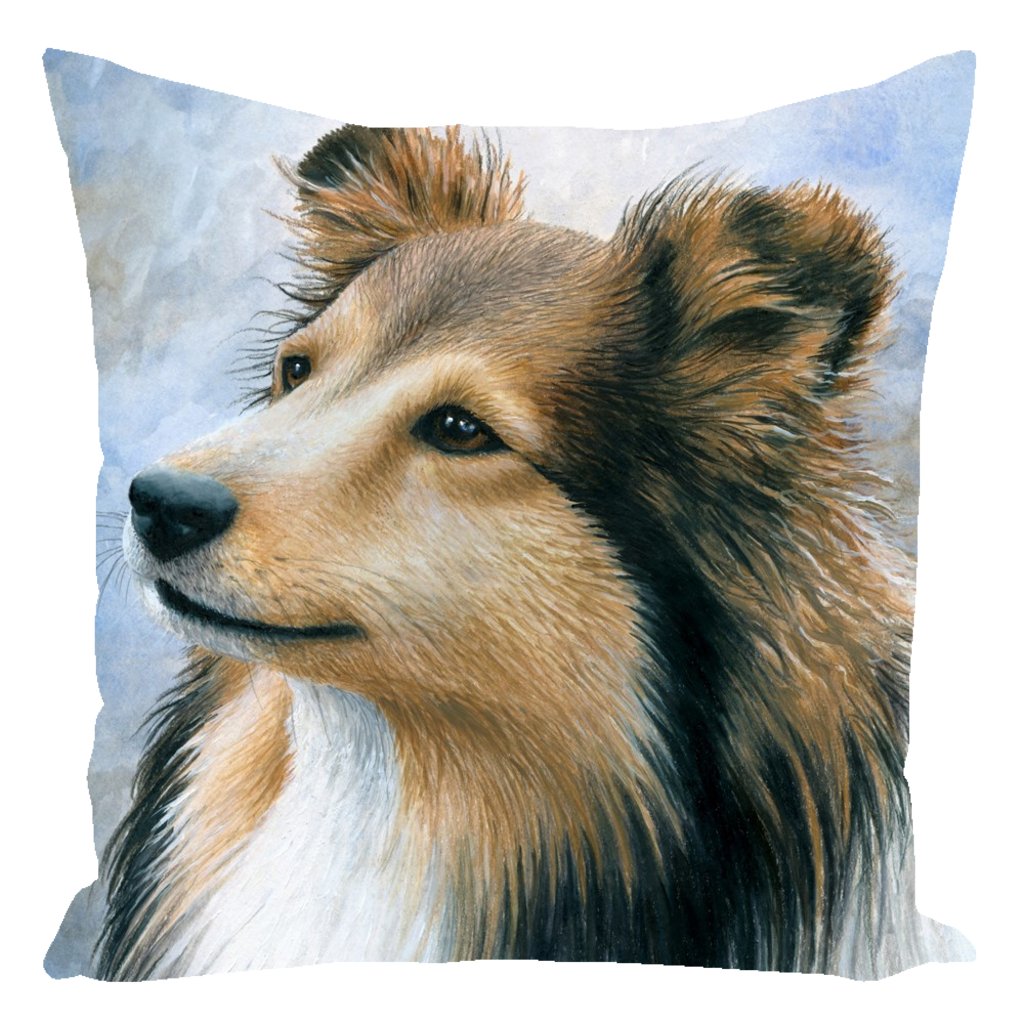 Dog 122 Throw Pillow