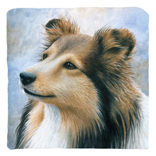 Load image into Gallery viewer, Dog 122 Throw Pillow