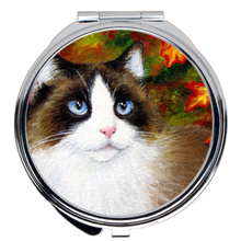 Load image into Gallery viewer, Cat 566 Compact Mirror