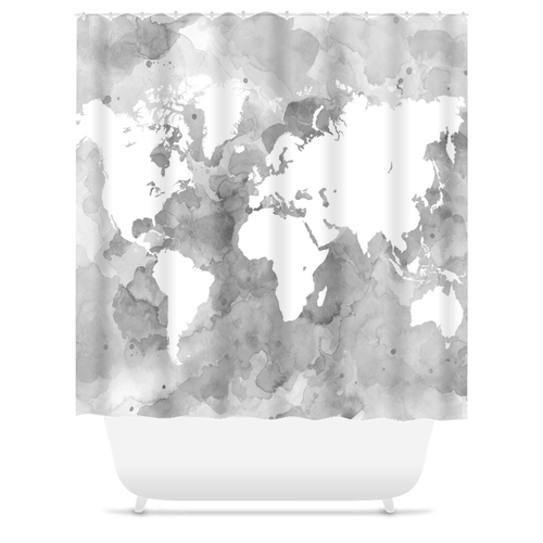 Design 49 Shower Curtains