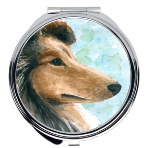 Dog 132 Compact Mirror