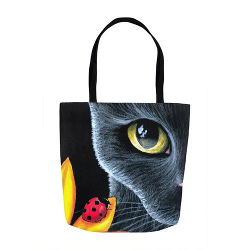 Cat 510 Tote Bag