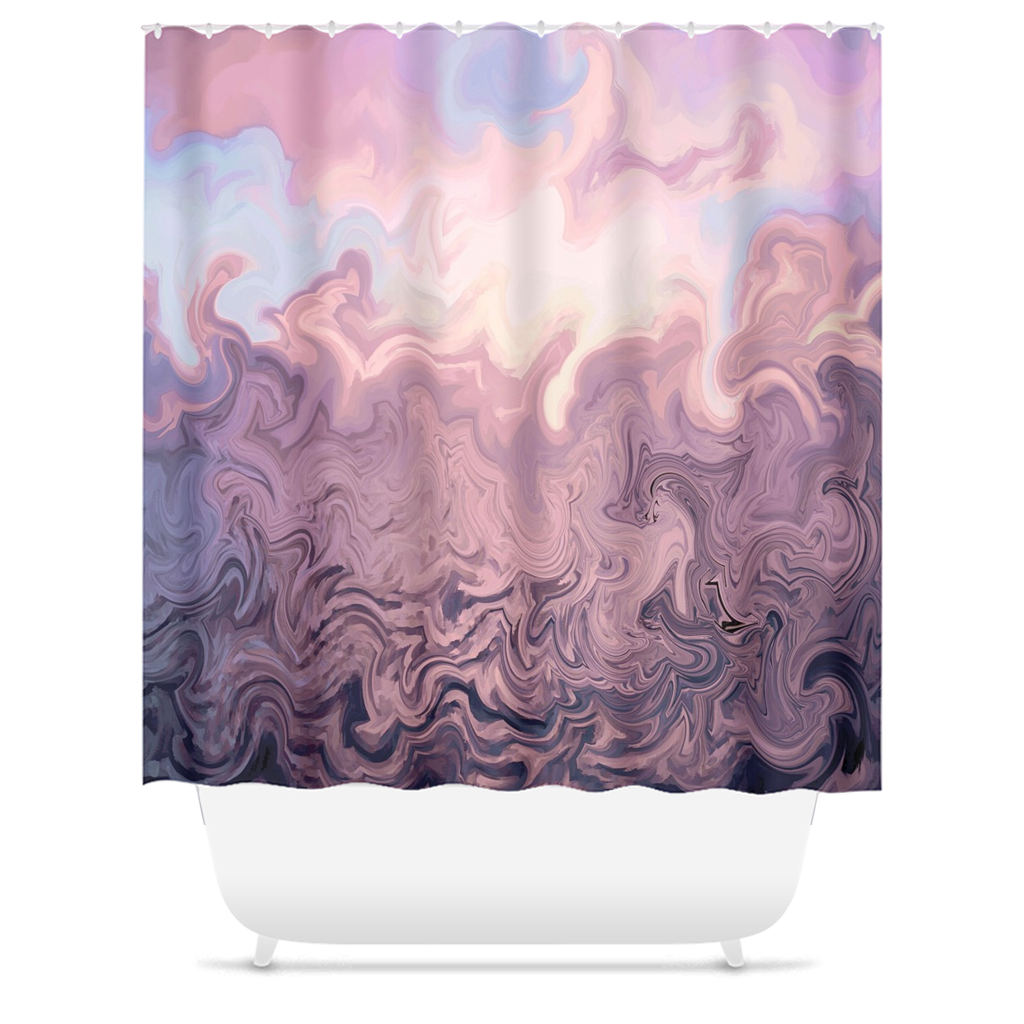 Design 51 Shower Curtains