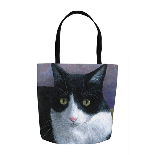 Cat 577 Tote Bag