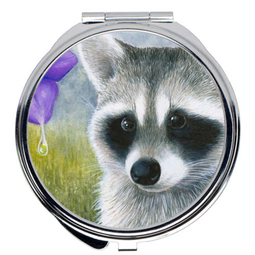 Raccoon 20 Compact Mirror