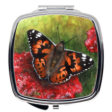 Load image into Gallery viewer, Butterfly 6 Compact Mirror