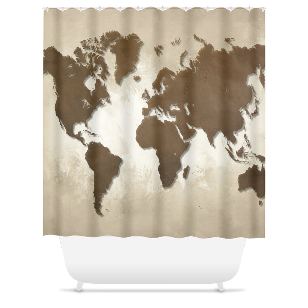 Design 64 Shower Curtains
