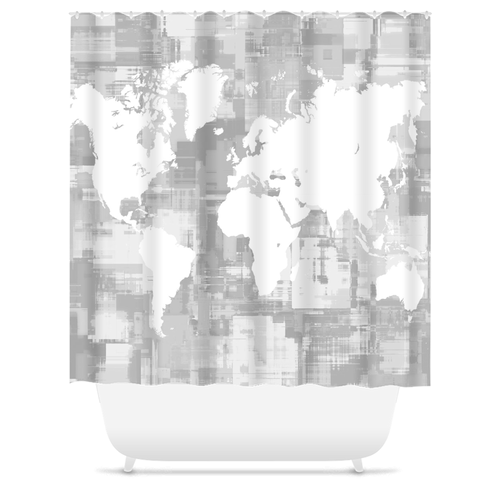 Design 71 Shower Curtains