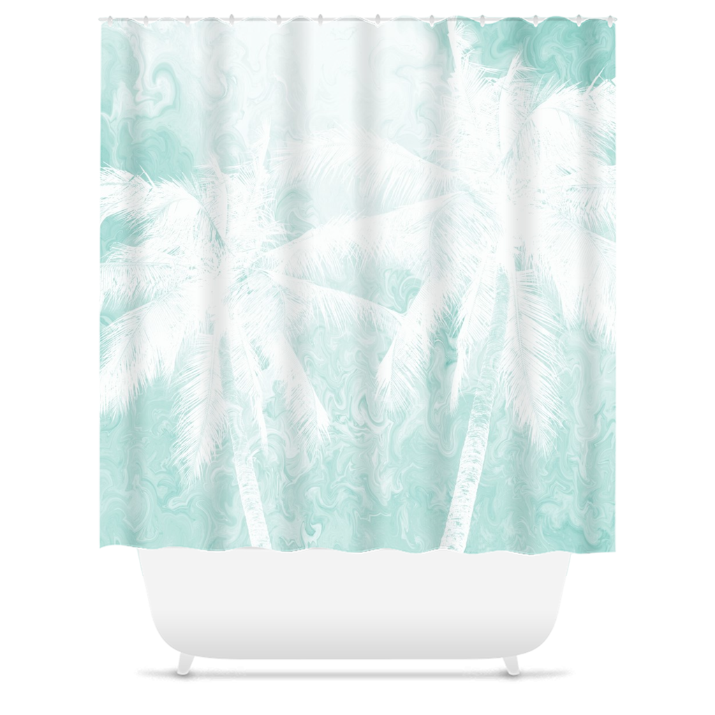 Design 54 Shower Curtains