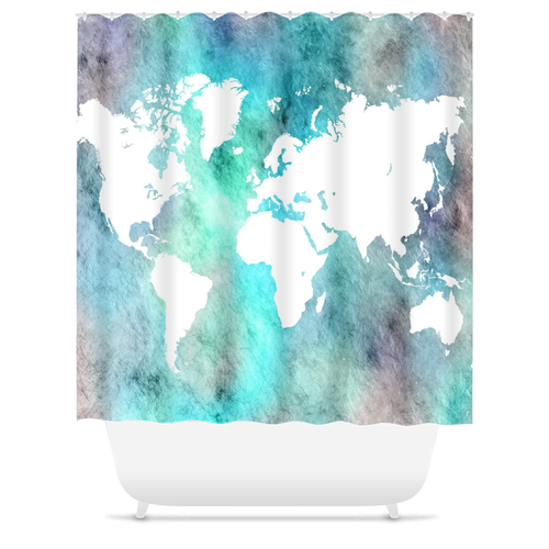 Design 62 Shower Curtains