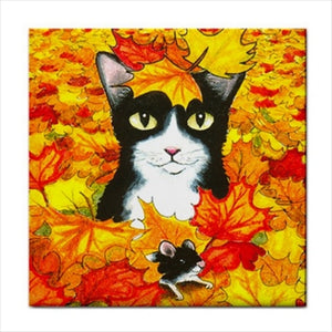 Cat 447 Ceramic Tile