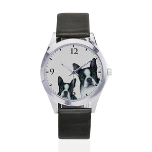 dog 128 Boston Terrier Watch