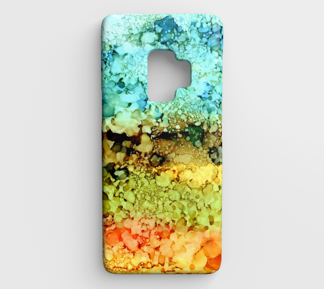 abstract 35 Samsung Galaxy S9 phone case