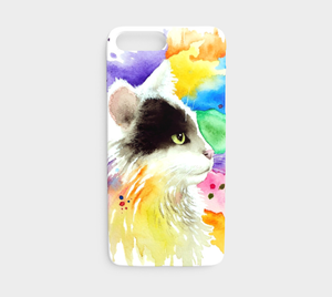 Cat 605 Iphone 7/8 phone case