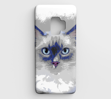 Load image into Gallery viewer, cat 639 Samsung Galaxy S9 phone case