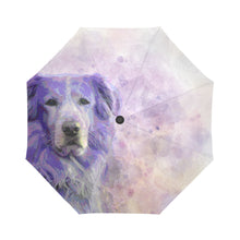 Load image into Gallery viewer, dog 140 Golden Retriever Umbrella