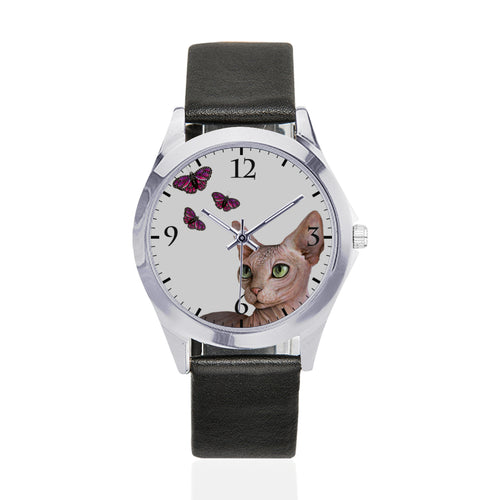 cat 578 Sphynx Watch