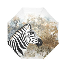 Load image into Gallery viewer, zebra Umbrella