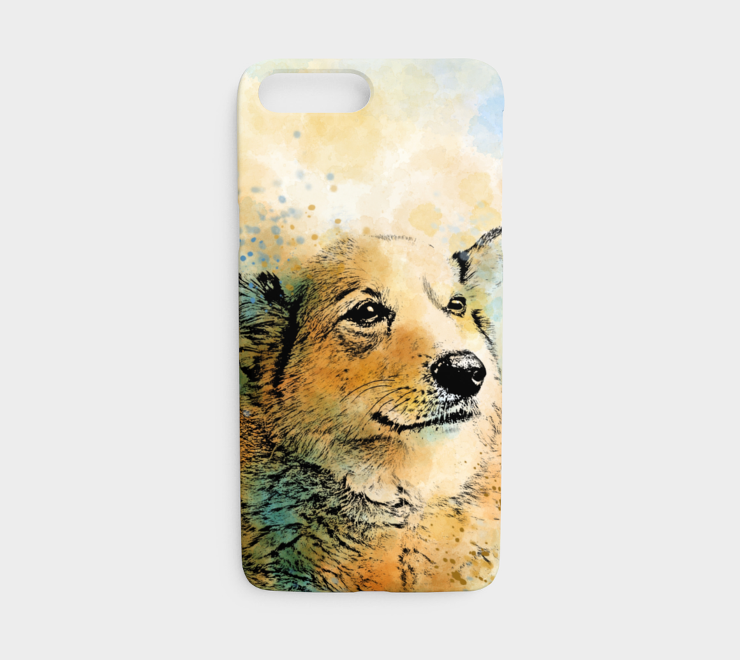 dog 143 Iphone 7/8 phone case