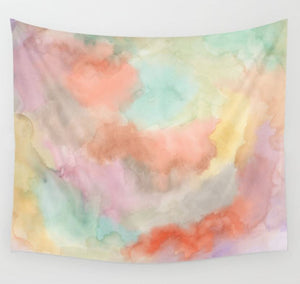 Abstract 34 Wall Tapestry