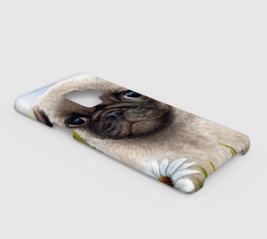 Dog 114 Pug Samsung Galaxy S9 phone case