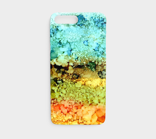abstract 35 Iphone 7/8 phone case