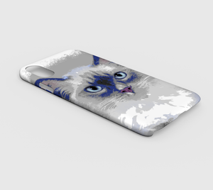 cat 639 Iphone XR phone case