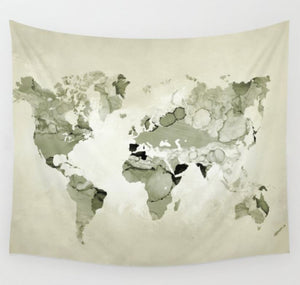 Design 123 Wall Tapestry