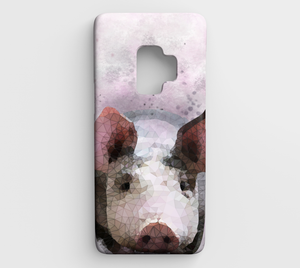 Design 112 Pig Samsung Galaxy S9 phone case