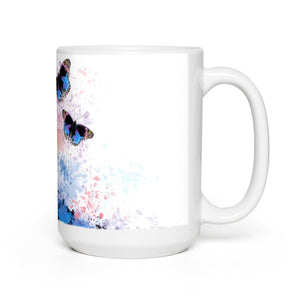 Cat 614 Coffee Mug