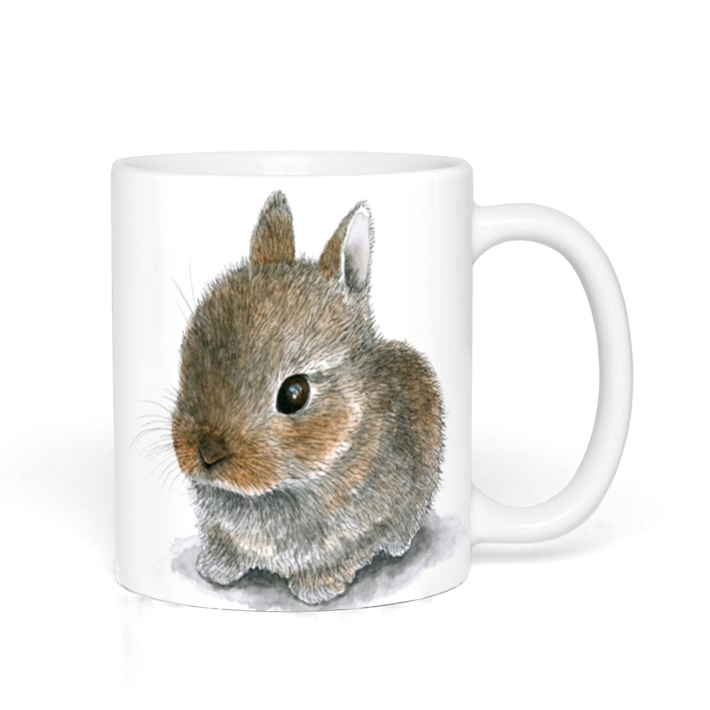 Rabbit 61 Coffee Mug