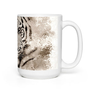 Tiger 4 Coffee Mug