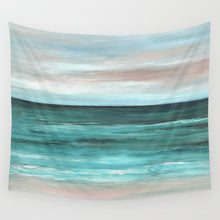 Load image into Gallery viewer, Sea View 265 Wall Tapestry