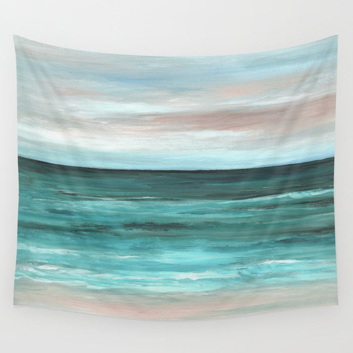 Sea View 265 Wall Tapestry
