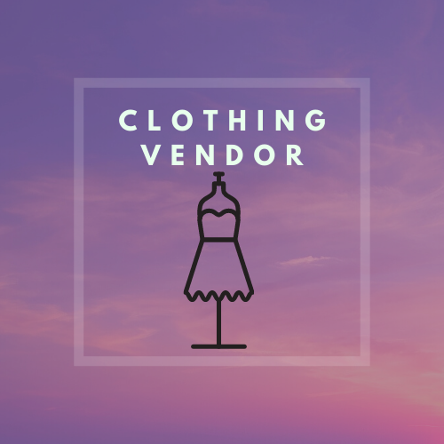 Clothing Vendor
