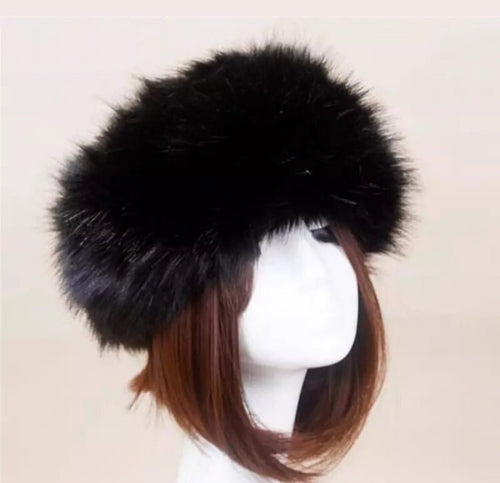 Luxor Fur Headband