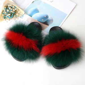 Feen Fur Slides