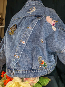 Ocean Dream Denim Jacket