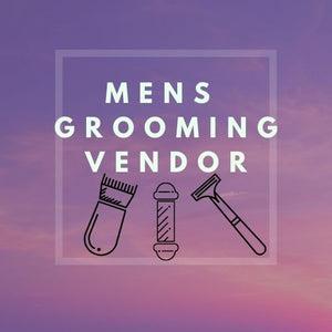 Mens Grooming Vendor