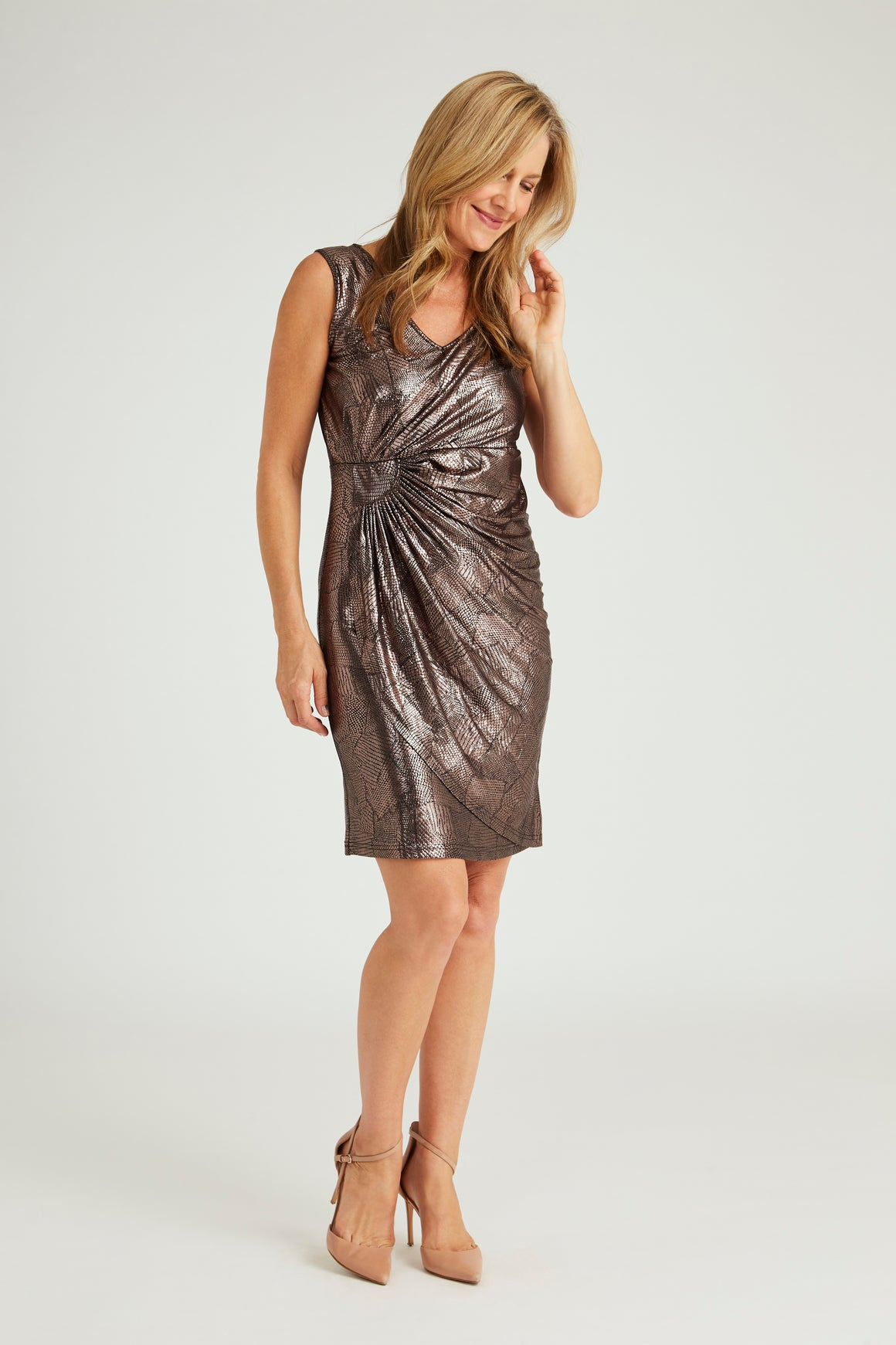 Wrap Dress - Diva Nights