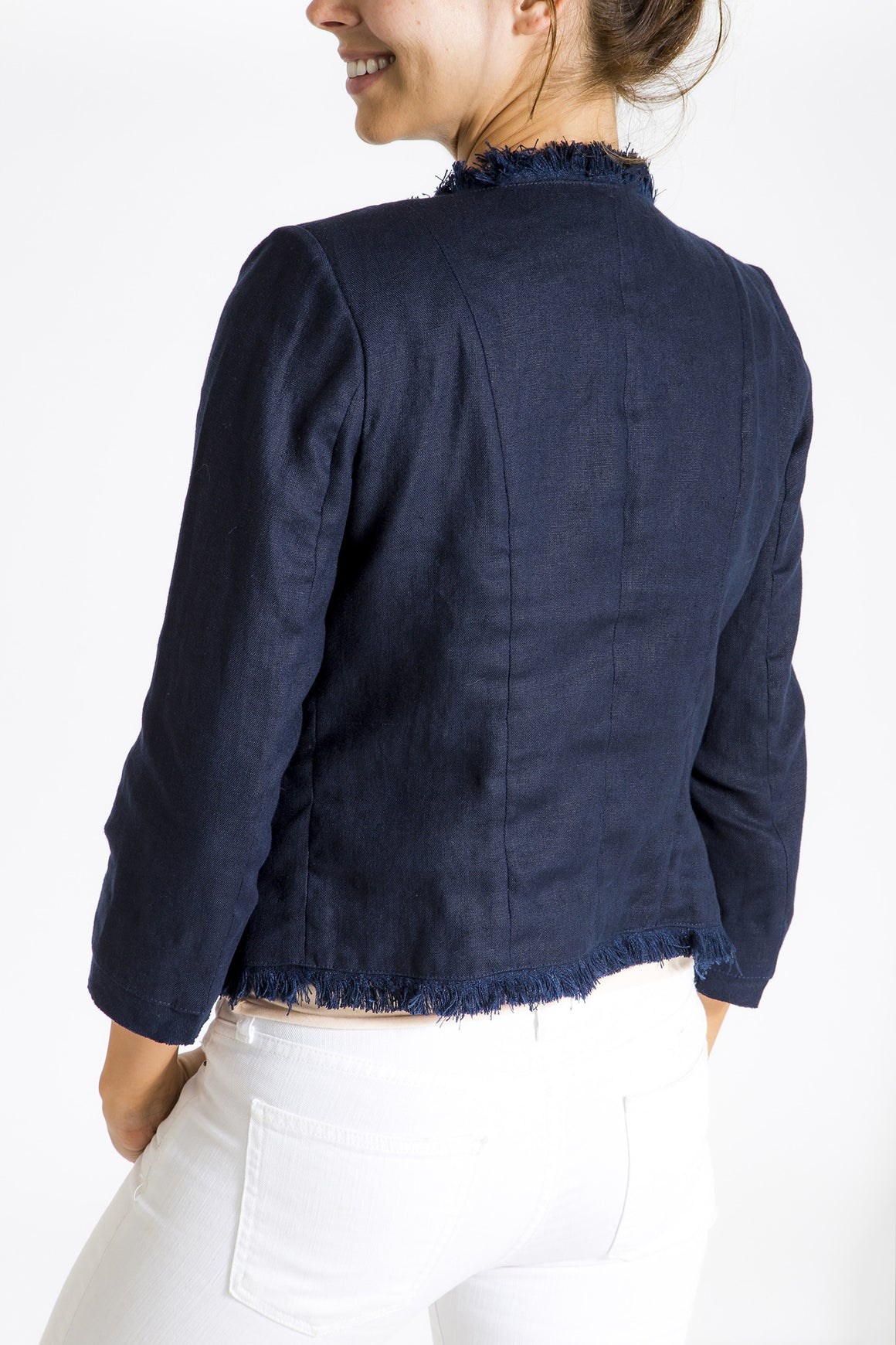 The French Linen Jacket