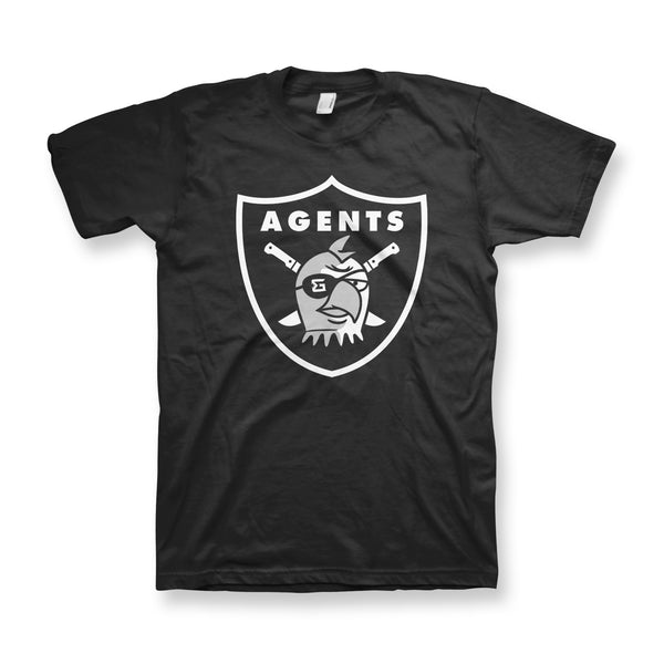 Agents Shield (Black)