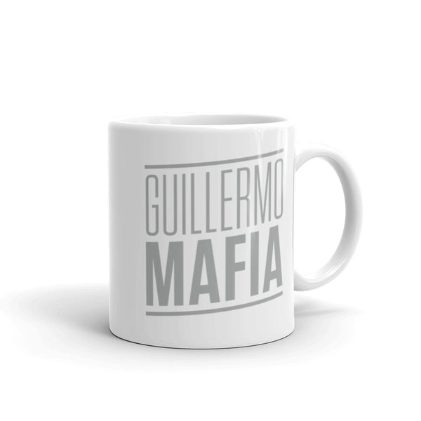 Guillermo Mafia Mug [Paws Up]