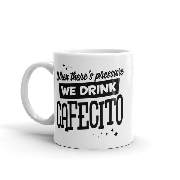 We Drink Cafecito