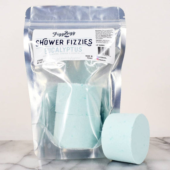 Eucalyptus Shower Fizzies