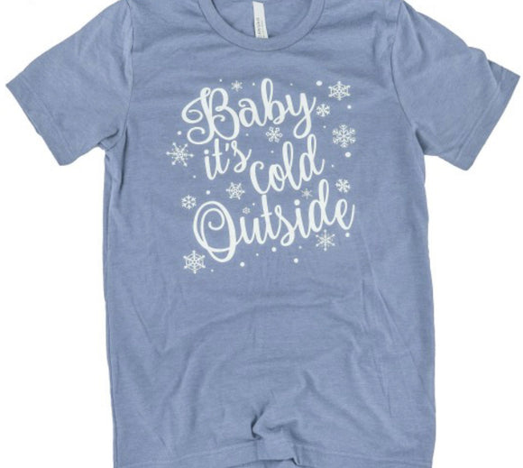 Baby, It's Cold Outside Graphic Tee